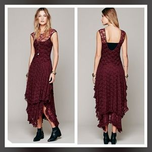 Free People Courtship Lace Dress